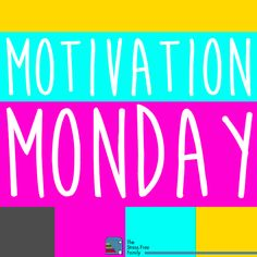 Make the most of today!  #MotivationMonday