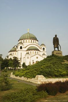 images of churches around the world | St. Sava Orthodox Church, Belgrade - Serbia