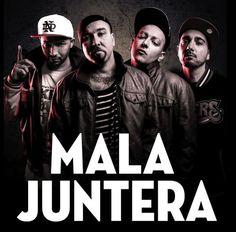 VIERNES 4 DE OCTUBRE MALA JUNTERA EN LA SALA MUSIC FACTORY-SALAMANCA -MALA JUNTERA PRESENTANDO CRACKS
