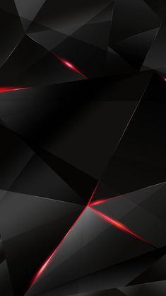 nice 黒のトライアングル iPhone5 スマホ用壁紙