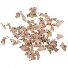 Rosenblütenblätter 5g - hell