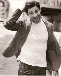 Oh John Krasinski, you tug at the strings of my wee little heart.