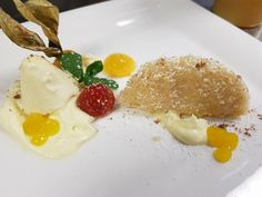New Recipes, Panna Cotta, Eggs, Breakfast, Ethnic Recipes, Food, Morning Coffee, Dulce De Leche, Essen