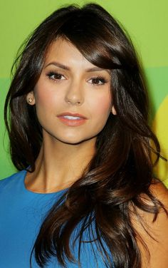 Nina Dobrev natural everyday make up