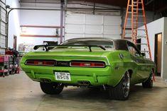 71 Dodge Challenger  Gas Monkey