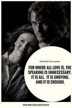 Outlander Love Quotes