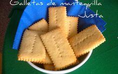 galletas de mantequilla - busca recetas en Todareceta.es