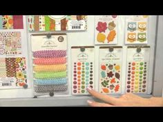 Fall Friends Collection by Doodlebug Designs Video