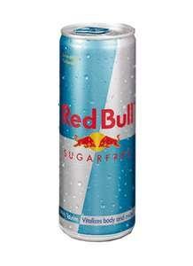 Sugar free #Redbull