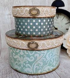 1 million+ Stunning Free Images to Use Anywhere Decoupage Vintage, Decoupage Box, Vintage Crafts, Vintage Shabby Chic, Vintage Box, Paper Mache Boxes, Shabby Chic Crafts, Hat Boxes, Pretty Box