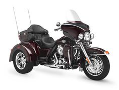 Harley Trike. Now I will ride this