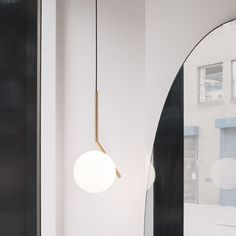 IC Lights S Modern Pendant Lamp designed by Michael Anastassiades