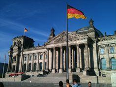 Reichstag in Berlin, Berlin
