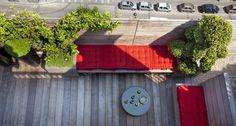 coin jardin coussin contemporain - Recherche Google