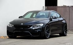 image of Matte Black HRE Wheels For A Black Sapphire M4 1 750x468