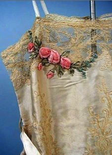Camisole on Pinterest | Vintage Lace, Lace and Vintage
