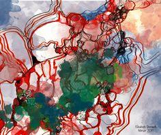 Håndtegninger i Photoshop Digital Art, Photoshop, Painting, Painting Art, Paintings, Drawings