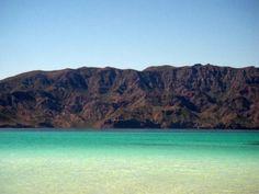 Lovely Loreto Bay! Baja California Sur, Mexico.  Join us: http://bajabybus.com or sign up via Twitter: https://cards.twitter.com/cards/pb6lpj/4pvn