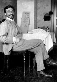 Wassily Kandinsky - Photos - Kandinsky in Dresden, 1905