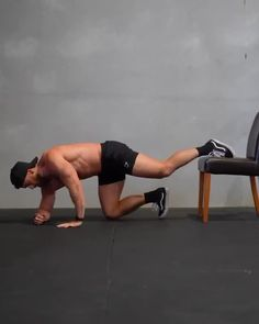 Abs And Cardio Workout, Gym Workouts For Men, Calisthenics Workout, Gym Workout Videos, Fitness Workouts, Gym Workout For Beginners, Abs Workout Routines, Step Up Workout, Workout Programs