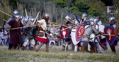 Taranto: La battaglia del secolo XI°