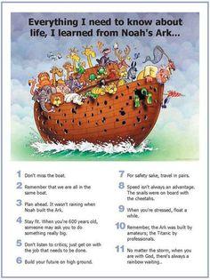 Noah's Ark More