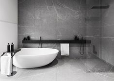 Stylish Modern Bathroom: 128 Best Designs Roundup