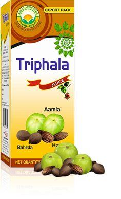 Triphala is Ayurveda's most famous formula,made from equal parts of three fruits: haritaki (Terminalia chebula), bibhitaki (Terminala belerica) and amla (Emblica officinalis)