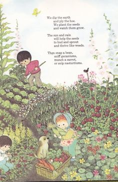 Gyo Fujikawa. I had this book when I was little. I loved the pictures.