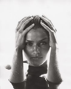 Herb Ritts - Helena, Los Angeles, 1990 at 1stdibs