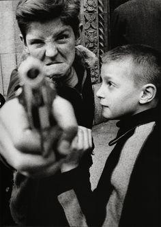 William Klein. New York 1954-55