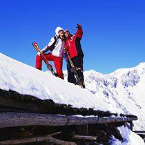 Südtiroler Skigebiete mit top präparierten Pisten