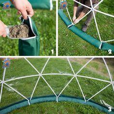 Garden IglooSandbag Weights