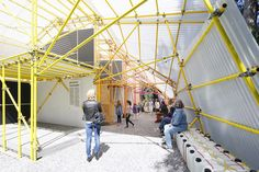 Gallery of SelgasCano's Louisiana Hamlet Pavilion to House a School in Nairobi's Kibera Slum - 6