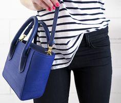 ABD's Fancy Friends: Dagne Dover Tiny Tote Bag -