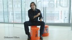 Bucket Drumming Masterclass by Justin Hines on Vimeo