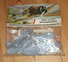 Airfix Commonwealth CA-13 Boomerang