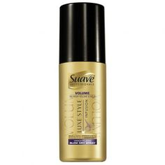 The Best Hair Products for Pumping Up Your Volume - Suave Professionals Weightless Blow Dry Spray from #InStyle