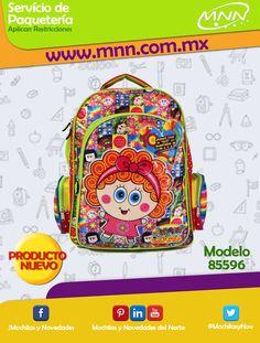 Mochila de Chamoy de Distroller http://www.mnn.com.mx/product.php?id_product=1506