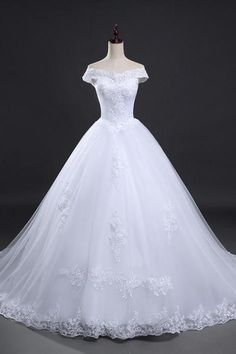 Fancy Wedding Dresses, Formal Dresses For Weddings, Gorgeous Wedding Dress, Bridal Dresses, Wedding Gowns, Luxury Wedding Dress, Dress Formal, Ball Dresses, Prom Dresses