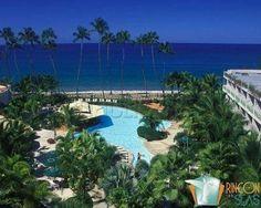 Rincon of the Seas Hotel!  Rincon, Puerto Rico!