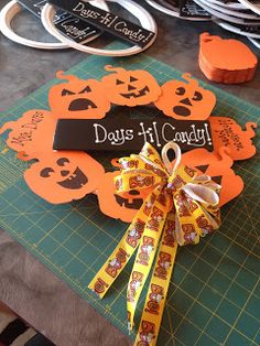 Halloween Homeroom Mom Craft