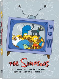 The Simpsons - The Complete First Season. I have the first season downloaded.