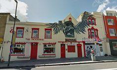 Hells Angels - West Coast England (Bristol) Clubhouse