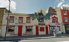 Hells Angels - West Coast England (Bristol) Clubhouse