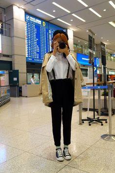 한국 패션 블로거 맹효정