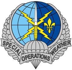 My son is a Special Operations Weather Team (SOWT) candidate and we are so proud !