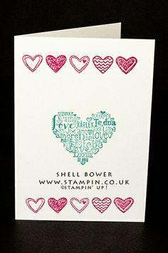 Love card.