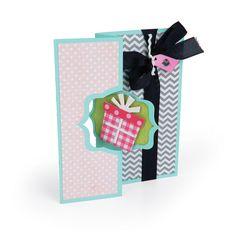 Sizzix.com - Gifts Flip-its Card