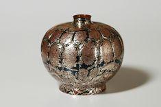 Tamagawa Norio, 'Mokume-gane Vase 074', 2000